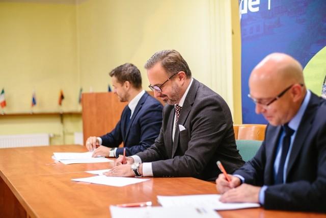 Zawiercie, Mysłowice oraz Wojkowice będą ze sobą współpracować.