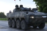Z Dolnej Grupy do Morąga. Przejazd żołnierzy na ćwiczenia Dragon 21 przez powiat świecki. Zobacz zdjęcia
