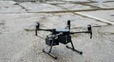 W Świnoujściu o czyste powietrze i bezpieczeństwo zadba dron