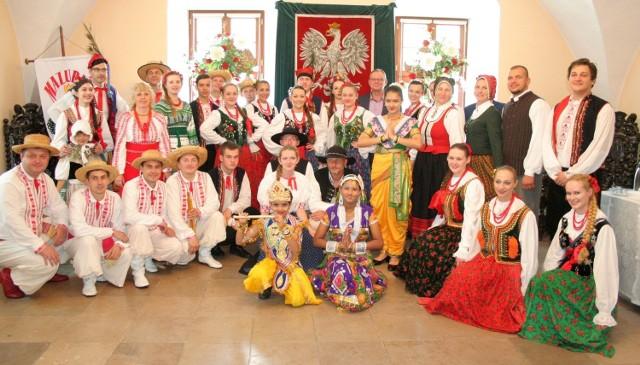 Międzynarodowy Festiwal Folkloru w Chełmnie przyciągnął wielu miłośników tej formy kultury.