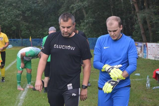 Dominik Wojdalski wrócił na boisko