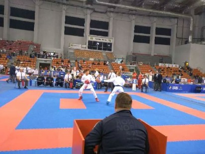 Wrzesiński Klub Karate na Polish Open – XII International Karate Grand Prix