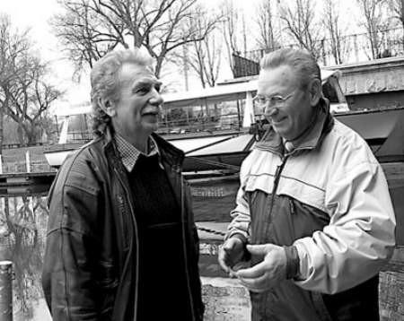 Rudolf Bronderi i Piotr Plachetka działają w Społecznej Straży Rybackiej.