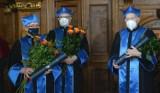 Urodzony w Rumi prof. Edmund Wittbrodt otrzymał tytuł doktora honoris causa Uniwersytetu Gdańskiego