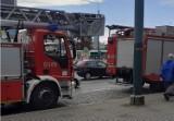 Ewakuacja klientów galerii Plaza w Sosnowcu. Co tam się stało?