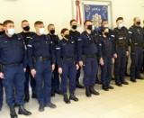 24 policjantów w gotowości do służby. Zakończyli proces adaptacji zawodowej