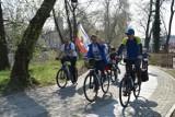 Gubin: Na zakończenie akcji Gubin na Niebiesko dla Autyzmu zorganizowali wielki rajd rowerowy (ZDJĘCIA)