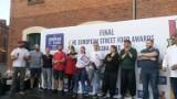 Kraków. Food truck z Grzegórzek będzie reprezentował Polskę w Szwecji na finale European Street Food Awards