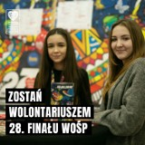 28. Finał WOŚP w Międzychodzie: Rusza wewnętrzna rekrutacja wolontariuszy [SZCZEGÓŁY]