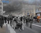 78. rocznica wybuchu Powstania w Getcie Warszawskim. Wzruszające zdjęcia z przeszłości i dzisiejsza stolica. To trzeba zobaczyć