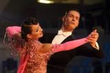 Walc i quickstep w hali MOSiR podczas tanecznych mistrzostw (ZDJĘCIA)