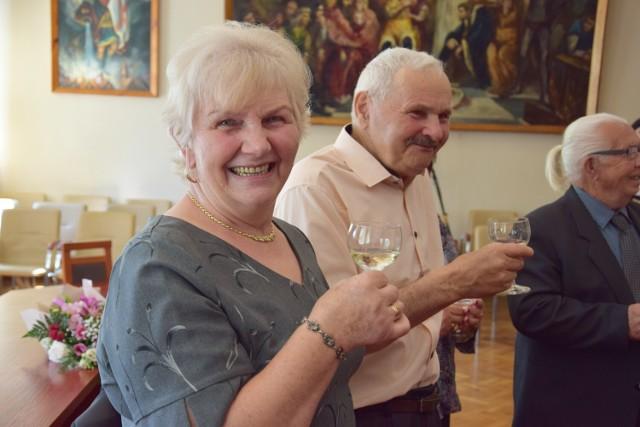 Fotorelacja z uroczystości 55-lecia par z gminy Żnin