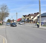 Groźne potrącenie kobiety na przejściu dla pieszych w Piszczacu