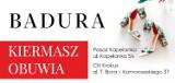 Zapraszamy na Kiermasz obuwia BADURA w Centrum Handlowym KROKUS