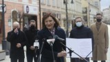 Ewa Leniart przedstawiła swój program w wyborach na prezydenta Rzeszowa. Zieleń, komunikacja i rozwój kultury