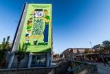 Nie wyrzucaj elektrośmieci do śmietnika.  Nowy, ekologiczny mural w centrum Warszawy!