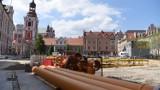 Plac Kolegiacki w Poznaniu będzie gotowy w tym roku. Jeszcze przed zakończeniem prac pojawią się na nim ogródki gastronomiczne