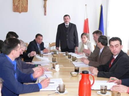 Radny Andrzej Strojk został nowym przewodniczącym Rady Gminy...