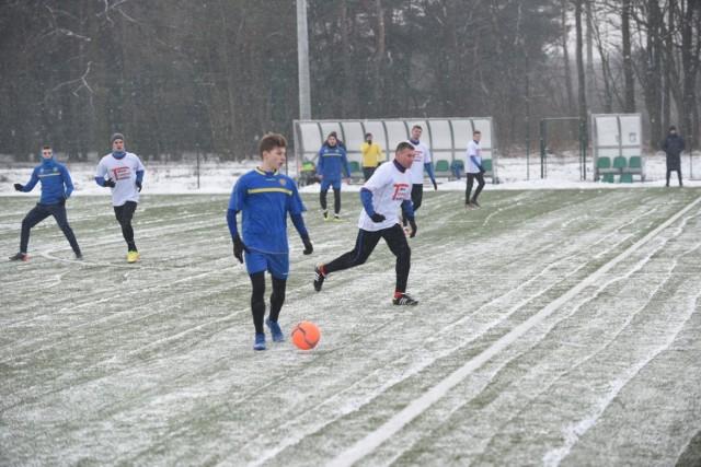 W meczu z Orlętami Aleksandrów Kujawski juniorzy starsi Elany Toruń wygrali 4:0