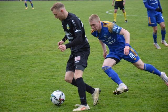 Piłkarze Lechii Zielona Góra przegrali z Ruchem Chorzów 0:2.