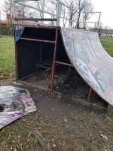 Skatepark w Dębicy zostaje zamknięty do odwołania!