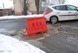 Krotoszyn: wielka dziura w drodze (FOTY)