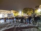 Druga manifestacja w Pniewach w solidarności ze Strajkiem Kobiet [ZDJĘCIA]