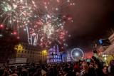 Tak poznaniacy witali Nowy Rok na placu Wolności i Starym Rynku - zobacz zdjęcia