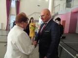 Złote gody w Wągrowcu. Dziewięć par odebrało medale od Prezydenta RP