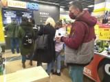 Cyber Monday i... szaleństwo w kieleckich galeriach handlowych Echo i Korona. Tłumy ludzi na zakupach [ZDJĘCIA]