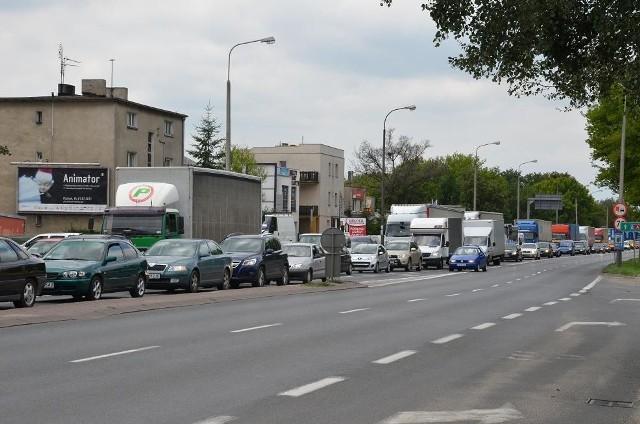 W Wyższej Szkole Logistyki zastanawiano się, jak zmniejszyć korki w mieście