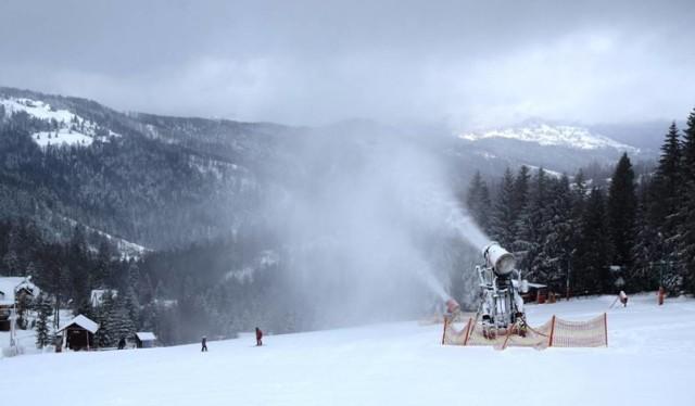 Warunki narciarskie w Beskidach są niezłe, to dobry początek nowego roku