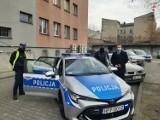 Nowoczesny samochód trafił do Komendy Powiatowej Policji w Będzinie