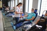 Pleszew. 79. akcja oddawania krwi. W Zajezdni Kultury stawiło się ponad 150 osób