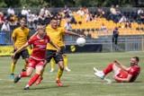 Wieczysta Kraków. IV-ligowcy zremisowali sparingowy mecz z I-ligową Resovią, choć prowadzili już 3:0