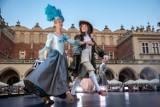 Niezwykły świat fantazji wyczarowany w barokowym ogrodzie. Trwa Festiwal Tańców Dworskich Cracovia Danza [ZDJĘCIA]