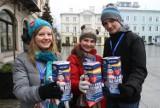 WOŚP 2014 w Piotrkowie. Wolontariusze z puszkami wyruszyli na ulice