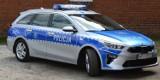 Policjanci z Byczyny dostali nowy radiowóz. To 160-konna kia ceed