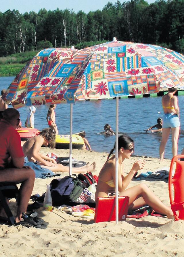 Czy rodzinne plażowanie na Fryszerce to już przeszłość?