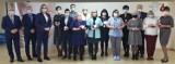 Rządowe odznaczenia i choinki dla personelu szpitala wojewódzkiego w Tychach