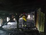 Pożar w Wierzbicy Dolnej. Gmina chce jak najszybciej zrobić remont w budynku z mieszkaniami socjalnymi