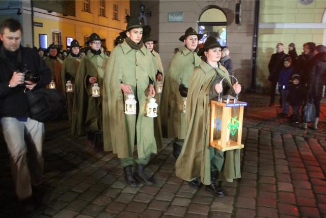 20 grudnia do stolicy Wielkopolski przyjadą harcerze, którzy przywiozą poznaniakom Betlejemskie Światło Pokoju