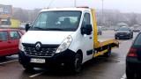 Skradzione na Podlasiu auto znaleziono w Tczewie. Poszukiwana nadal autolaweta