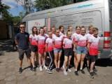 Klub kolarski z Darłowa zbiera pieniądze na realizację sportowego projektu [ZDJĘCIA]