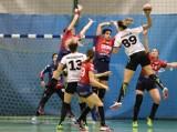 PGNiG Superliga Kobiet: Mecz MKS Piotrcovia - MKS Perła Lublin w hali Relax w Piotrkowie [ZDJĘCIA]
