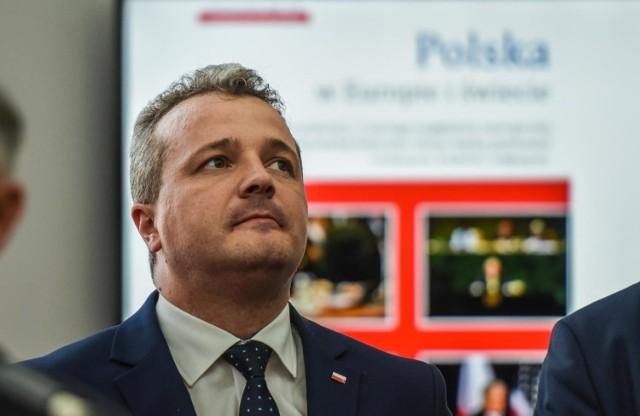 Wojewoda Mikołaj Bogdanowicz rozpoczyna kwarantannę