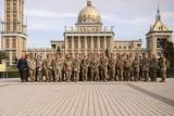 Amerykańscy żołnierze odwiedzili Sanktuarium w Licheniu