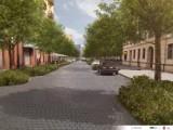 """Floriańska """"salonem"""" Pragi-Północ? Nowy deptak, ogródki kawiarniane oraz dużo zieleni. Ratusz zapowiada przebudowę"""