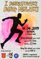 Czerwcowe bieganie z burmistrzem Bierutowa