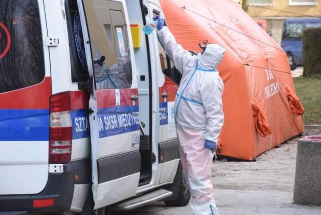 W powiecie inowrocławskim zanotowano 39 nowych przypadków zakażenia koronawirusem, a w powiecie mogileńskim - 5